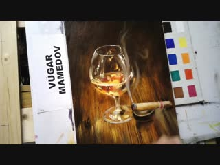 4 Сигара. Мастер-класс Вугара Мамедова