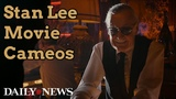 A look back at Stan Lee's Marvel movie cameos