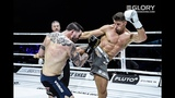 GLORY 52 Chris Camozzi vs Mike Lemaire-Full Fight
