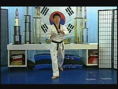 Таэквондо Полный Курс Ударов Ногами Taekwondo Complete Kicking