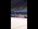 Алина Ермолова - скакалка Чемпионат Москвы 2015