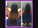 Королевское авторское наращивание волос