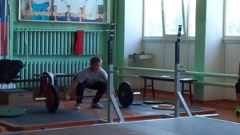 Даниил Наумов-05 гр-проходка р.кл.-50 кг.