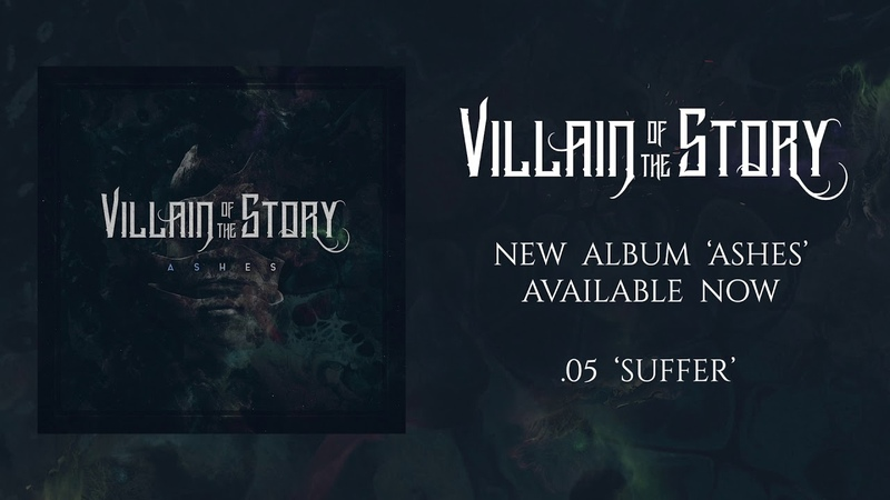 Villain of the Story - Suffer (Official Audio)