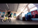 BMX flatland - filmed session . nov 2018
