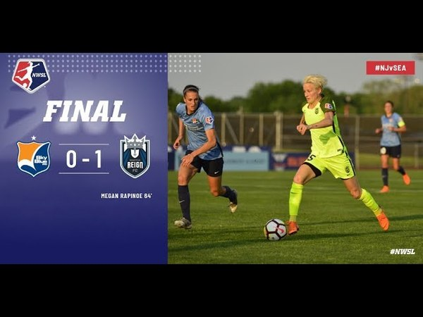 Highlights: Sky Blue FC vs. Seattle Reign FC | May 26, 2018
