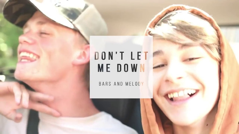 The Chainsmokers Dont Let Me Down Bars and Melody Cover