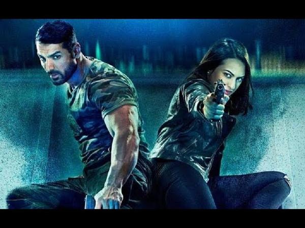 6 Индиский фильм Спецотряд «Форс» 2 | Force 2 2016 | Индия фильм