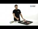 Трубопроводная система STOUT- трубы Pex-a и латунные фитинги