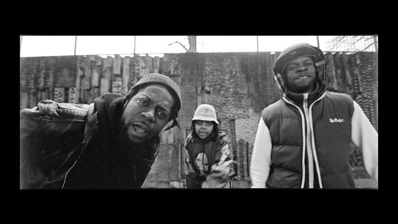 Soweto Kinch x Casey DaskullKrusha x TrueMendous - Nasty [Official Video]