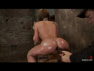 bdsm throbbing squirting pussy and anal