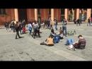 Студенты Болонского университета отдыхают