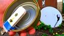 ✅Не выбрасывай старую Спутниковую Тарелку 📡 Сделай Сверх Мощный усилитель 4g 3g и Wi Fi 🚀