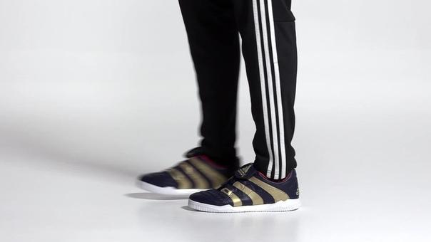 Футбольные кроссовки Predator Accelerator Zinédine Zidane