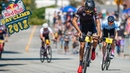 Racing in the RedBull BAY CLIMB (21% grades a STACKED field)