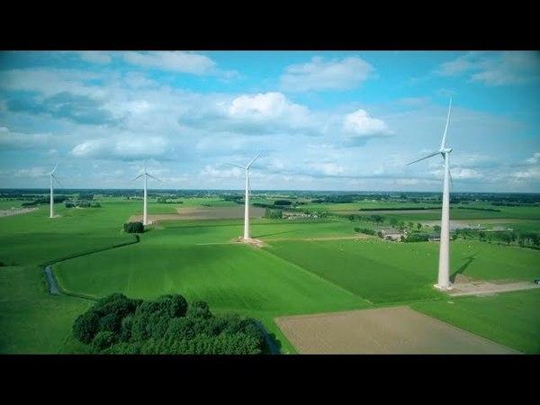 Росатом начал создание крупнейшего ветропарка в Росcии