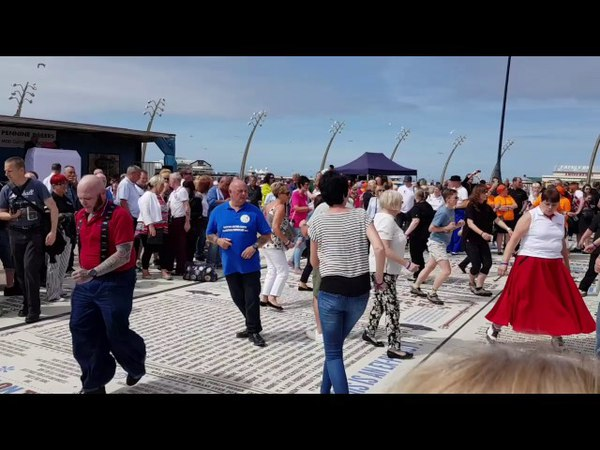 Return to the carpet Blackpool 2017 Northern Soul Compilation