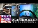 TGS 2018 Ace Combat 7 ça vole très haut et ça tire partout nos impressions du ciel nippon