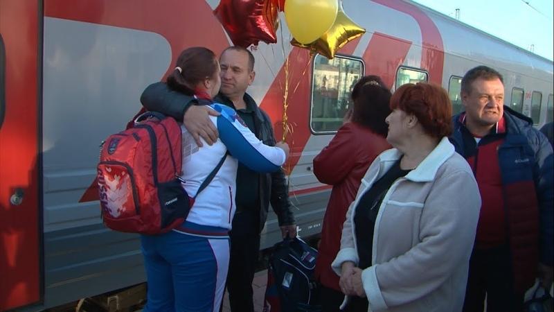Грайворонская самбистка стала чемпионкой мира
