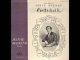 Louis Moreau Gottschalk - Jeanne Behrend Plays (Full Album)