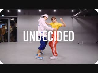 1Million dance studio Undecided - Chris Brown / May J Lee X Austin Pak Choreography