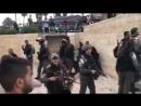 Les forces d'occupation israéliennes ont brutalement battu le jeune homme