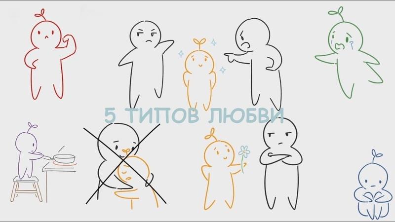 Как ваше детство влияет на то, как вы любите / Psych2Go на русском