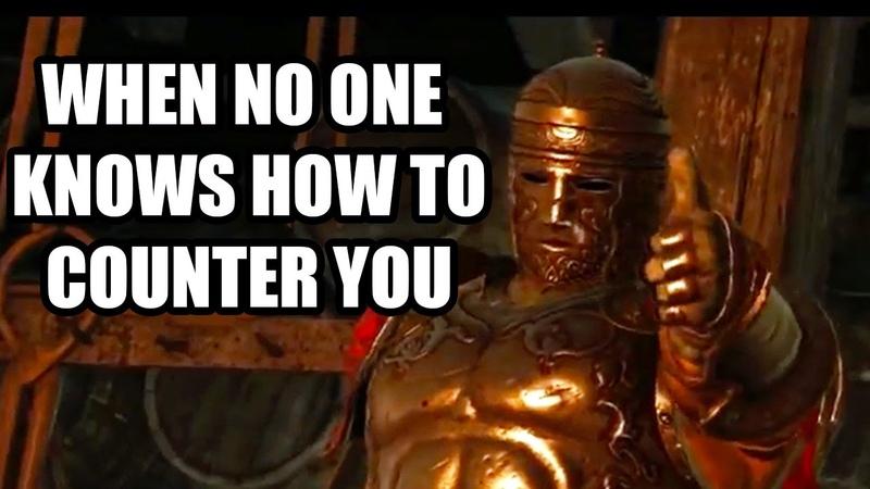 For Honor Centurion Veni Vidi Bici