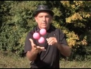 25 easy juggling tricks with 3 balls - Part 2