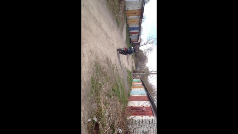 Бешеная табуретка или как я села за руль скутера впервые