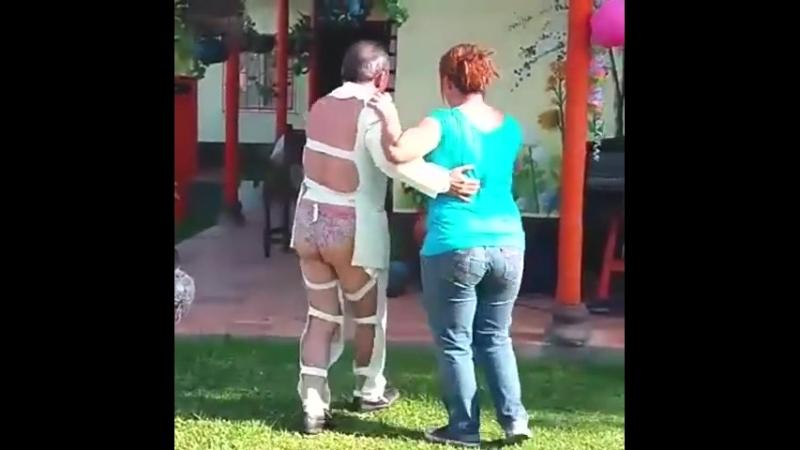 Танец педика