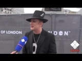 Гей-парад в Лондоне. World pride Boy George Interview 2012