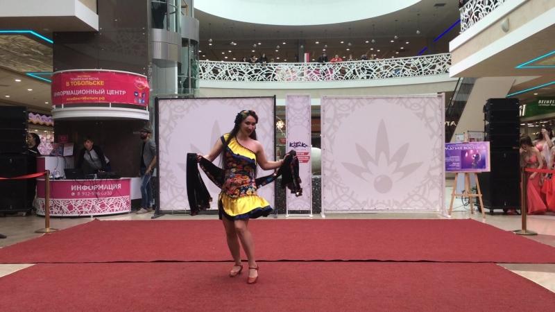 IV ежегодный фестиваль восточного танца Магия востока - Александрия Кулявцева Евгения