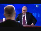 Топ-5 вопросов пресс-конференции Владимира Путина