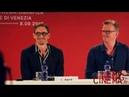L'équipe du film Driven en conférence de presse à Venise