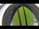 Самая высокая качеля в мире. Стадион «Мозес Мабида», Южная Африка