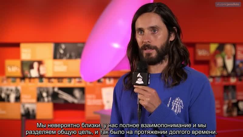 (RUS) 25.10.2018 • Интервью   музей Grammy   Лос-Анджелес, США