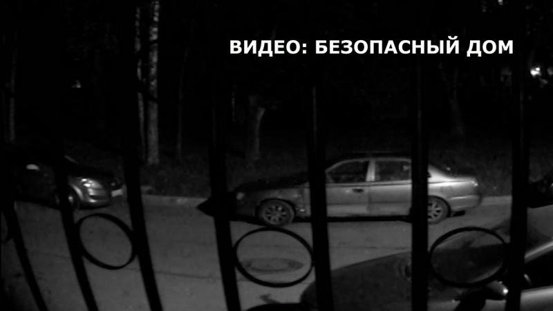 В Петербурге группа подростков оставила без колпаков иномарку