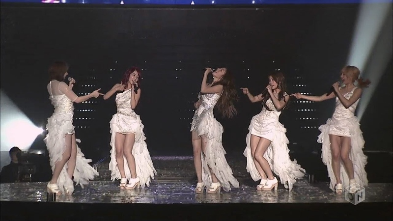 KARA ~ 2012 KARASIA ~ 1st Concert in Seoul (TV ver.) [720p]