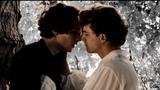 Ludwig II kiss scene