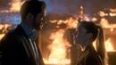 Люцифер 4 сезон 2 серия Люцифер выходит из горящего здания