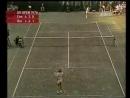 12.09.1976. Теннис. Открытый чемпионат США. Мужчины. Финал. Джимми Коннорс (США) - Бьорн Борг (Швеция)