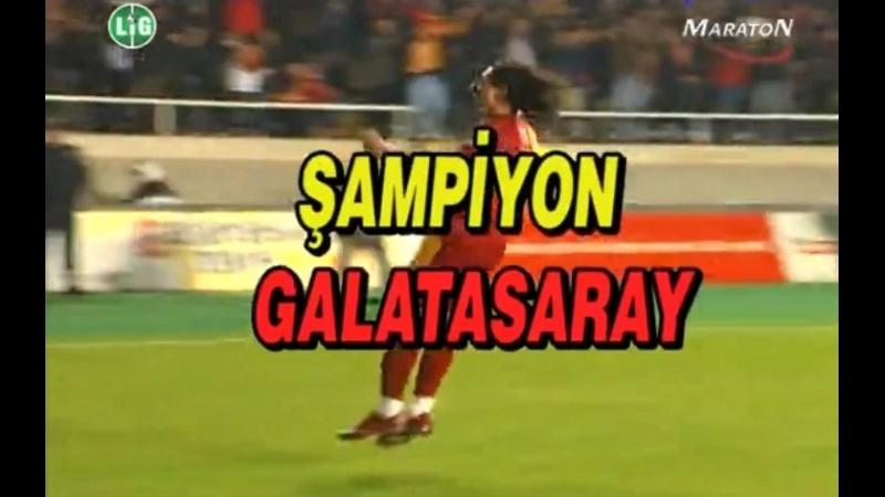 2005-2006 Sezonu Galatasaray Şampiyonluk Klibi