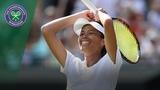 Simona Halep vs Su-Wei Hsieh 3R Highlights Wimbledon 2018