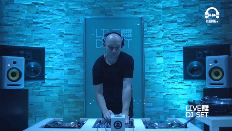 Jay Call - Live DJ Set @ Clubbing TV - 06-05-2016