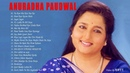 Best Of Anuradha Paudwal Best of 90's Evergreen Songs