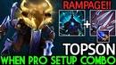 TOPSON [Riki] When Pro Setup Super Dirty Combo 7.20 Dota 2