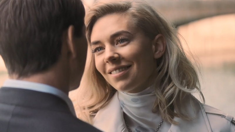 Mission Impossible Fallout Kiss Scene (Vanessa Kirby and Tom Cruise)