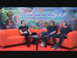 The StoryTale + Disgusting Men = DevGAMM Minsk 2018