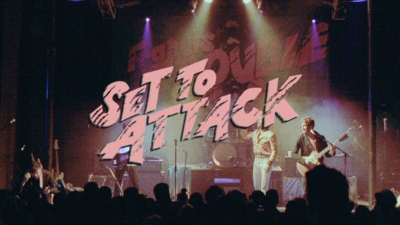 Albert Hammond Jr - Set To Attack (Live from The Observatory)